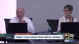 Dental Board: Arrested dentist OK to practice