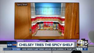 How effective is the Spicy Shelf?