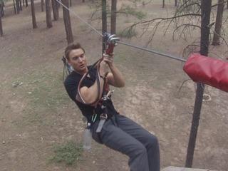 Adventure Arizona: Extreme course in Flagstaff!
