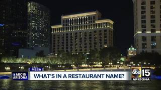 Mesa restaurant changes name after legal battle