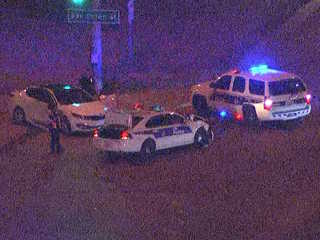 PD: Woman crashes into Phoenix officer