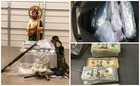 PD: Traffic stop nets 17 pounds of drugs