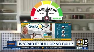 Bull or No Bull? We put 'Grab It' to the test!