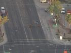 PD: Driver sought, pedestrian hit in Phoenix