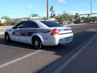 Suspect dead in PHX officer-involved shooting