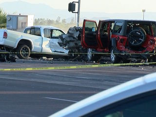 91st Ave/Camelback reopens after deadly crash