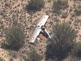 YCSO: Two dead in Camp Verde plane crash