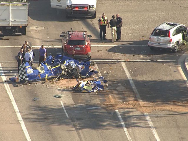1 dead in plane crash at 7th St/Deer Valley