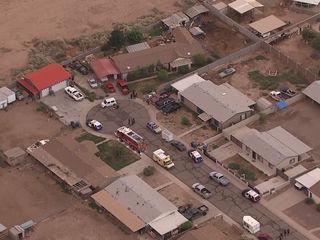 FD: One dead in Avondale double shooting
