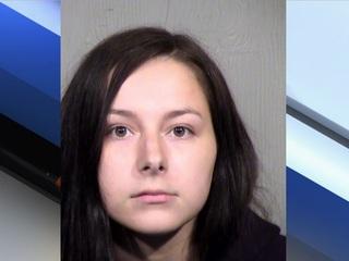 AZ infant found with broken bones, mom arrested