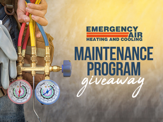 RULES: Emergency Air Maintenance Giveaway