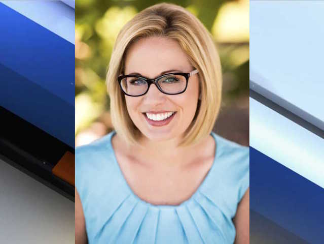 Sinema becomes Arizona's first female senator