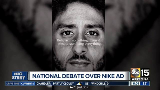 nike controversy People got emotional over nike's new colin kaepernick ad — and weren't afraid to tell a young black man at nike's call center how they felt.
