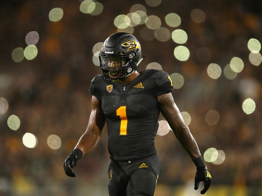 Gas Prices In Arizona >> ASU star N'Keal Harry will skip senior season, declare for ...