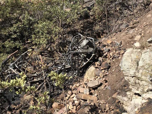 Officials ID 4 killed in ATV crash near Payson