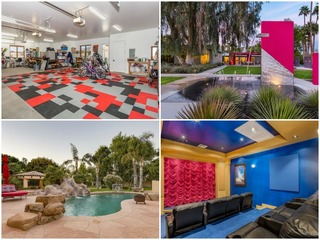PHOTOS: Pricey AZ houses with features kids love