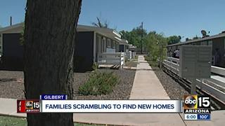 Residents forced to move out of Gilbert complex
