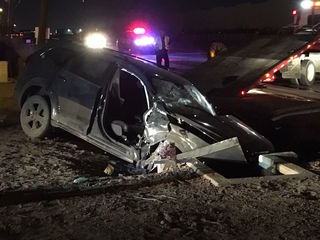 PD: 2 adults, 4 kids hurt in Tolleson crash