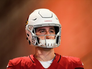 Rosen makes debut but Cards fall short to Bears