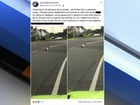 PHOTO: Driver finds baby crawling on NJ road