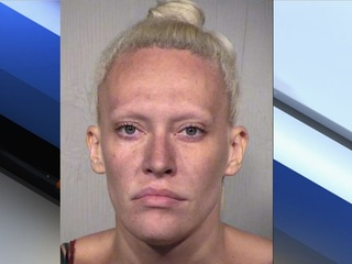 PD: Woman arrested for throwing knives at ex