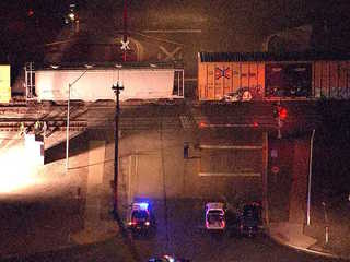 PD: Pedestrian killed by train in Casa Grande