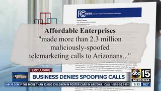 Valley business fights FCC spoofing accusations