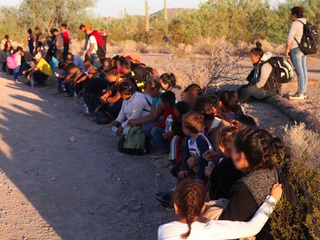 264 immigrants arrested at AZ border in 24 hours