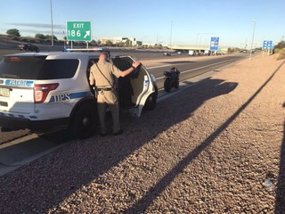DPS: Motorcyclist arrested for traveling 106mph