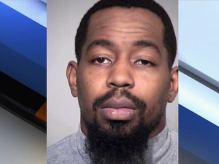 PD: PHX man arrested for scalding toddler's feet