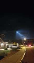 PHOTOS: SpaceX launch in CA seen from PHX