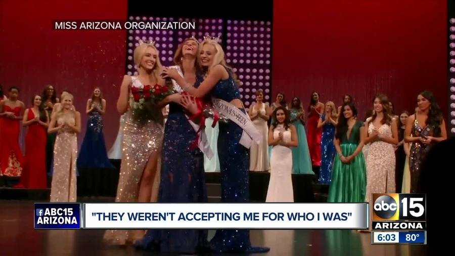 Former Miss Arizona accuses organization of lying, bullying