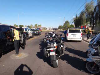 PD: 11-year-old hit, killed by truck in Peoria