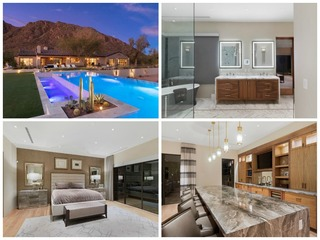 PHOTOS: Phoenix home on sale for $6,995,000