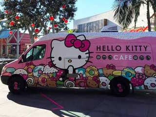 Hello Kitty Cafe Truck heads to Gilbert, Tucson