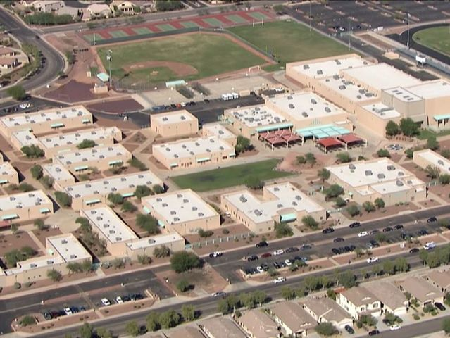 Lockdown at Avondale school lifted after threat