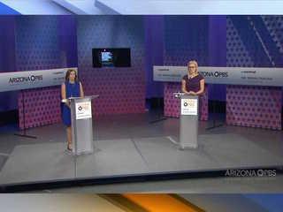 WATCH: Full debate between McSally and Sinema