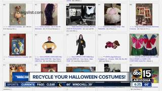 How to save on costumes for Halloween!