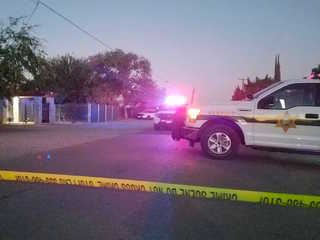 PD: Teen shoots, kills dad while defending mom
