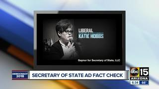 Fact check: Ads in AZ Secretary of State race