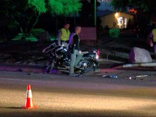 DPS trooper injured after crash in East Valley