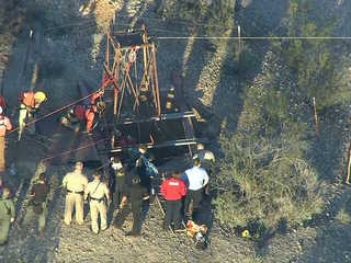 MCSO: Man rescued from western AZ mine shaft