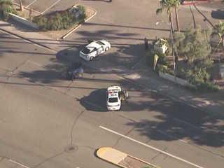PD: Teen motorcyclist killed in Phoenix crash