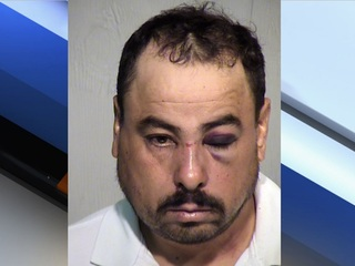 PD: Man sexually abuses woman bathing her child