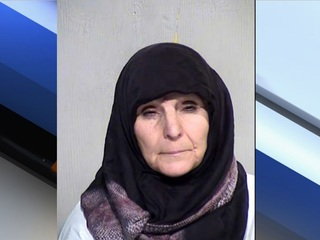 PD: Woman stabs ex-husband in Tempe mosque