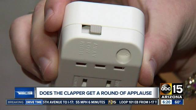 Does The Clapper Get A Standing Ovation Abc15 Arizona