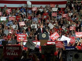 LIVE UPDATES: Trump holds rally in Mesa
