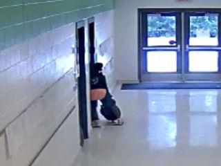 Teacher fired after seen kicking child on video