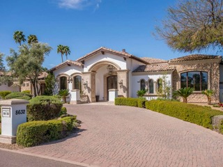PHOTOS: Ex-Sun Diaw lists Valley home for $3.4M