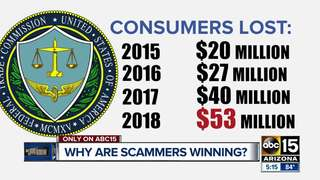 FTC: Scammers take $53 million in gift cards